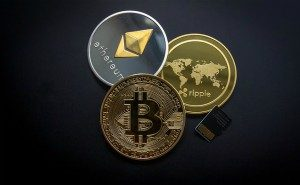 Kryptovaluta (Bitcoin, Ethereum, Ripple)